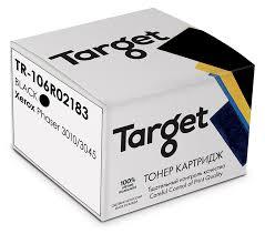 Тонер-<b>картридж XEROX 106R02183</b> Target - купить оптом для ...