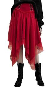 <b>Nebulae</b> [Red] | <b>SKIRT</b> in 2020 | Red <b>skirts</b>, Clothes, Outfits