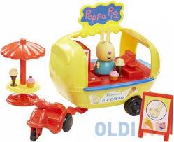 Игровой набор <b>Peppa Pig Кафе-мороженое Ребекки</b> — купить по ...