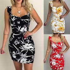 vestido bohemian <b>dress Floral women</b> party <b>dress</b> abito <b>sexy</b> ...