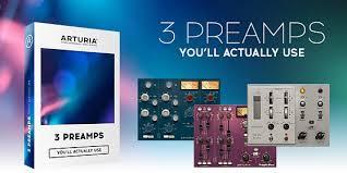 <b>Arturia</b> 3 Preamps купить в Москве музыкальное <b>программное</b> ...