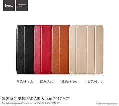 <b>Чехол</b>-<b>книжка HOCO Crystal series</b> для iPad Air оптом и в розницу