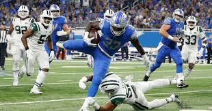 Photo gallery: Detroit Lions vs. New York Jets on Monday Night ...
