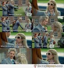 Bitches everywhere.. Funny quote pic about wild child movie.. Emma ... via Relatably.com