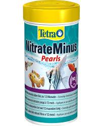 Средство Tetra Nitrat Minus Pearls 250ml, для снижения <b>уровня</b> ...
