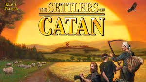 Image result for settlers of catan board game