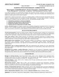 Business Management Resume Objective Business Manager Resume       manager resume skills