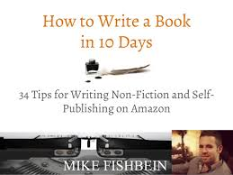 Quick Guide To Writing Non Fiction Books For Amazon to Complement Your Blog
