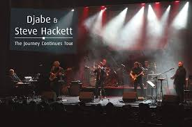 Djabe & <b>Steve Hackett - The</b> Journey Continues Tour - Budapest ...