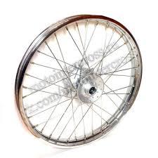 <b>Диск колесный R21</b> передний 1.6-21 (спицы) (диск. 6x76 ...