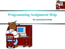 Programming assignment help SlideShare