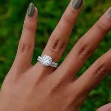 Exquisite 925 Sterling Silver Natural Gemstone White ... - Vova
