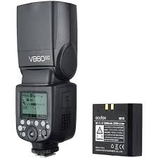 Godox VING V860IIC TTL Li-Ion Flash Kit V860II F/CANON KIT B&H