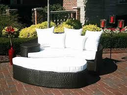 black wicker outdoor furniture sets black outdoor furniture