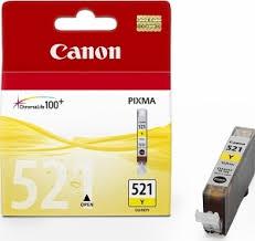 <b>Картридж Canon CLI-521Y</b> 2936B004 купить в Москве, цена на ...