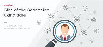 recruiting the modern job seeker newton software modern job seeker