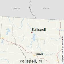 Kalispell, Montana Climate