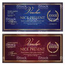 voucher gift certificate coupon gift money bonus ticket template voucher gift certificate coupon gift money bonus ticket template royalty