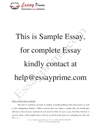 example essay healthy food  mfawritingwebfccom example essay healthy food