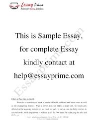example essay healthy food   mfawritingwebfccom example essay healthy food