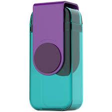 <b>Бутылка Juicy Drink Box</b>, фиолетовая оптом под логотип