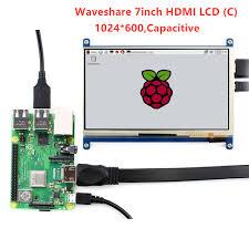 <b>Waveshare</b> 7'' Display , <b>7inch HDMI LCD</b> (C) ,Capacitive Touch ...