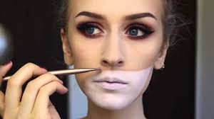 half skull makeup tutorial makeup