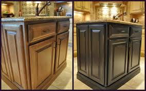 Different Kitchen Cabinets Kitchen Island Different Color Than Cabinets