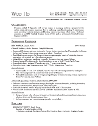 resume it cv of it template it consultant sample sample resume desktop support resume sample