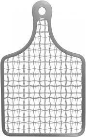 """<b>Доска разделочная Walmer</b> """"Graphic"""", цвет: серый, 19 х 30 х 2 см ..."""