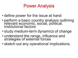 knowledge translation curriculum module situation analysis 8 power