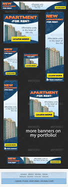 real estate apartment banner ad its you apartments for and real estate apartment banner ad graphicriver here s another set of psd banner ad template for