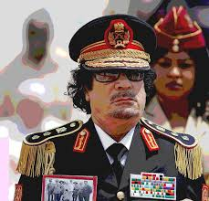 Image result for col. gaddafi