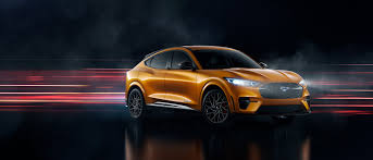 2021 Ford® <b>Mustang</b> Mach-E SUV | All-Electric & Exhilarating