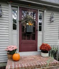 Image result for simple fireplace mantel halloween decorating