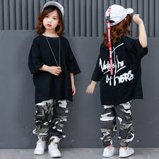 Camouflage Pants Ballroom Jazz <b>Hiphop Street Dance</b> Clothes ...