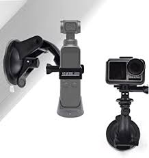 STARTRC OSMO Pocket Suction Cup Mount, Full ... - Amazon.com