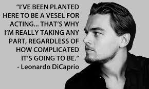 Leonardo Dicaprio Best Quotes. QuotesGram