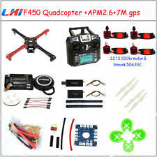 <b>LHI F450 Quadcopter</b> Rack Kits Frame APM2.6+7M GPS 2212 ...