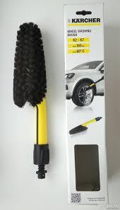 <b>Karcher щетка</b> для мойки колесных дисков (wheel <b>washing brush</b> ...