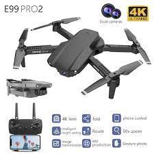 2020 Latest <b>E99 Pro</b> Mini <b>Drone</b> Mavic <b>Pro</b> 4K 60 Fps Video Dual ...