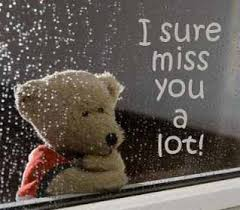 Missing you quotes, photos and sayings.