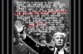 Image result for trump lunatic fascist