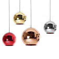 Online Shop GZMJ Wonderland <b>Modern</b> Copper Glass <b>Ball Pendant</b> ...