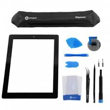 iPad 4 <b>Front Glass</b>/Digitizer <b>Touch Panel</b> Full Assembly | iFixit