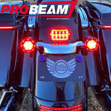 Custom <b>Tail Lights for</b> Harley Davidson - Custom Dynamics