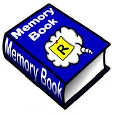 Image result for memory book