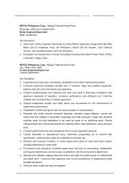 maintenance engineer resume sample hotel engineer resume entry sample hotel engineer resume