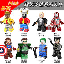 Selective Color Building Blocks For <b>Legoing Marvel Super Heroes</b> ...