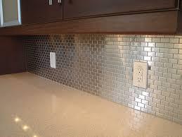 kitchen backsplash stainless steel tiles: image of modern kitchen backsplash modern kitchen backsplash image of modern kitchen backsplash